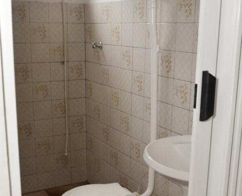 Banheiro do Quarto Simples